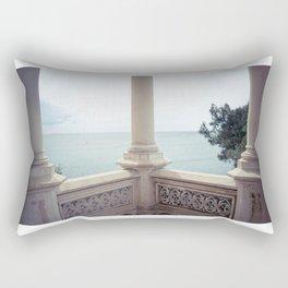 From the terrace Rectangular Pillow
