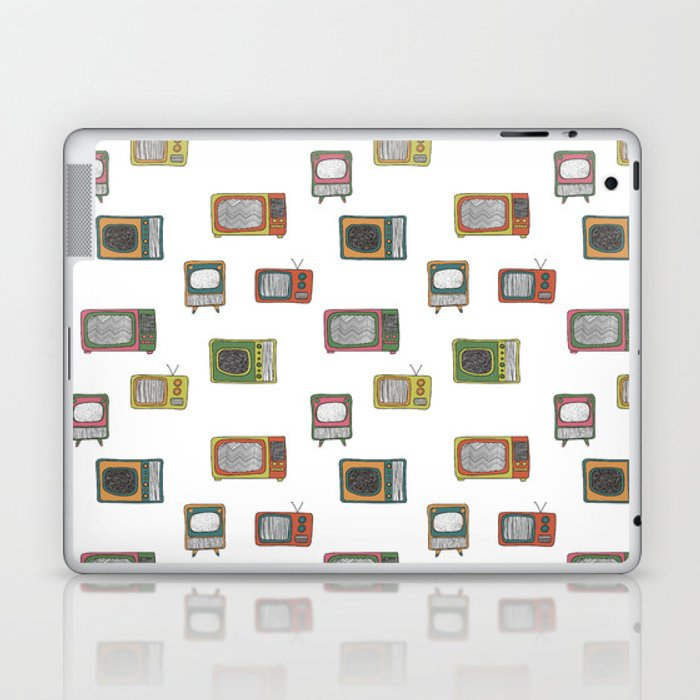 television Laptop & iPad Skin