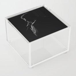 Soulful Silhouette Acrylic Box