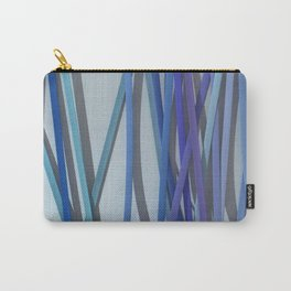 ribbon paper blue Carry-All Pouch
