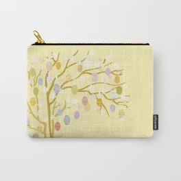 Easter Tree Carry-All Pouch