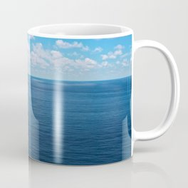 Blue World Coffee Mug