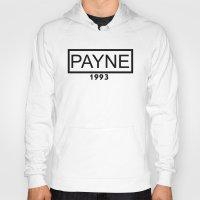 liam payne Hoodies featuring PAYNE 1993 by Jana S.