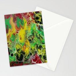 Reggae love Stationery Cards