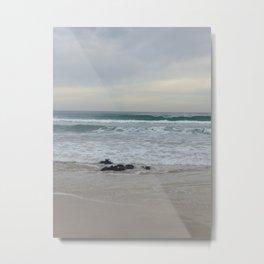 Serenity Shores #3 Metal Print
