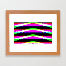 abstract 3 Framed Art Print