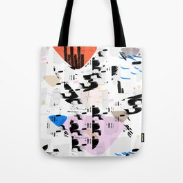 Between the coast and the ocean Tote Bag