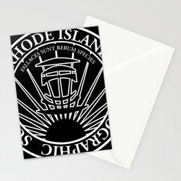 RIPS original logo Stationery Cards