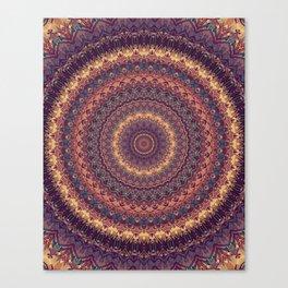 Mandala 590 Canvas Print
