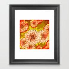 Flower Two A Framed Art Print