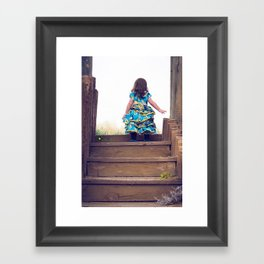 The Adventurer  Framed Art Print
