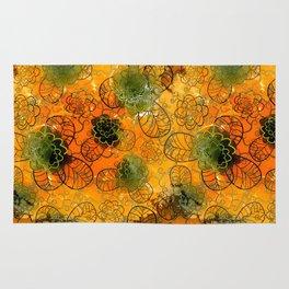 floral mix Rug