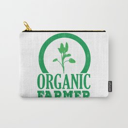 Organic Farmer Regional Vegetable Fruit Carry-All Pouch