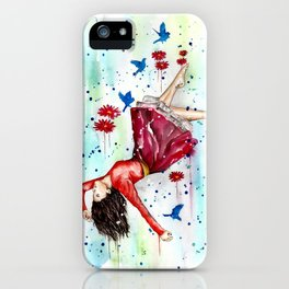 Immerse Yourself iPhone Case