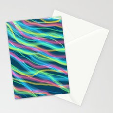 80s Ripple Stationery Cards