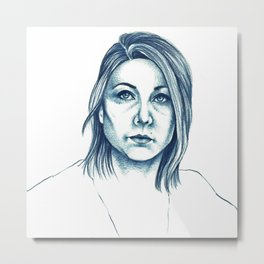Wentworth | Allie Novak Metal Print