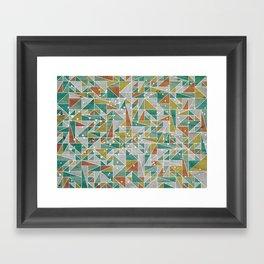 Shapes 008 ver. 2 Framed Art Print