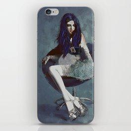 Ask Alice iPhone Skin