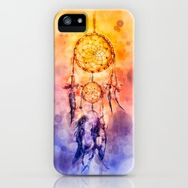 Dreamcather iPhone Case