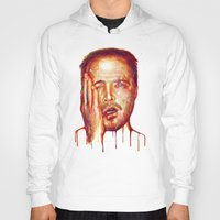 jesse pinkman Hoodies featuring Jesse Pinkman by beart24