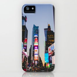 New York City 83 iPhone Case