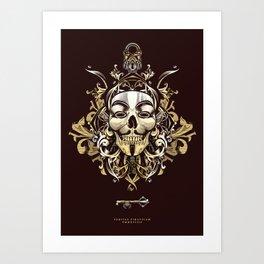 Truth In Piracy Art Print