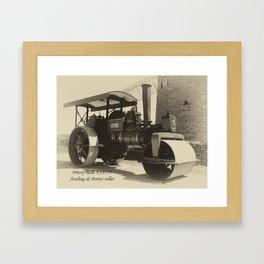 Priory Belle Framed Art Print