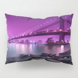 city nigth Pillow Sham