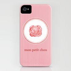 My Little Cabbage iPhone (4, 4s) Slim Case