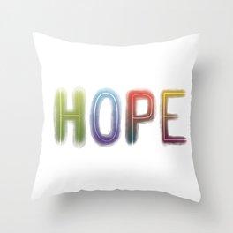 Hope - 1 Throw Pillow