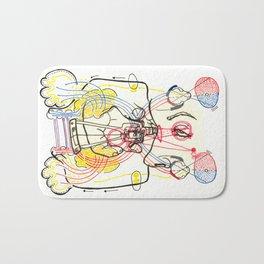 Sensory Systems 4 Bath Mat