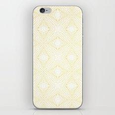 Ancient geometry. seamless pattern. iPhone & iPod Skin