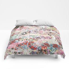 Jerusalem map Comforters