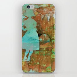 June Cleaver can throw a party iPhone Skin