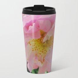 Celestial Antique Rose Travel Mug