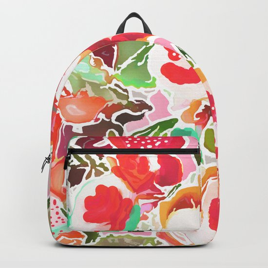 Always in Bloom #society6 #decor #buyart Backpack