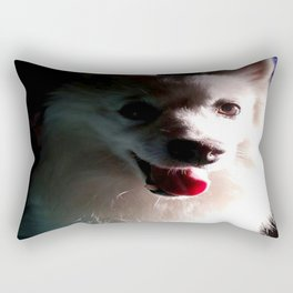 Kamir...my best friend! Rectangular Pillow