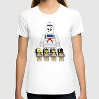 ghostbusters T-shirts featuring Ghostbusters  by AWOwens