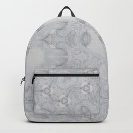 Elegant etnic geometric chineese arabic exotic soft Backpack