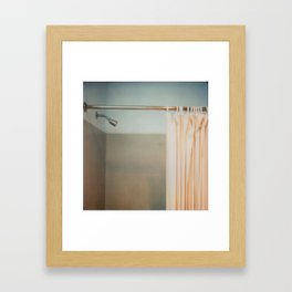 kudapola 101, crest motel (3) Framed Art Print