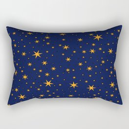 Ravenclaw Chapter Stars Rectangular Pillow