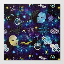Cosmic Trip Canvas Print