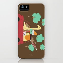 Vacations iPhone Case