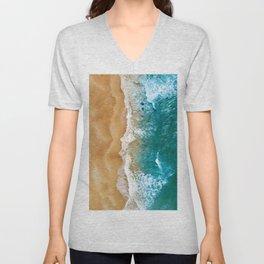 Seashore Unisex V-Neck