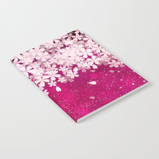 Cherry blossom #13 Notebook