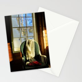 Winter Warmth Stationery Cards