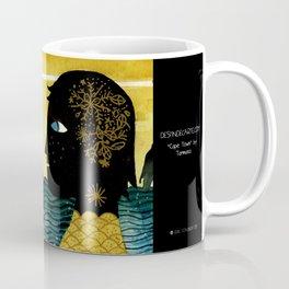 """Cape Town"" Illustration Tarmasz Coffee Mug"