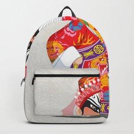 Beijing Opera Character LianPo Backpack