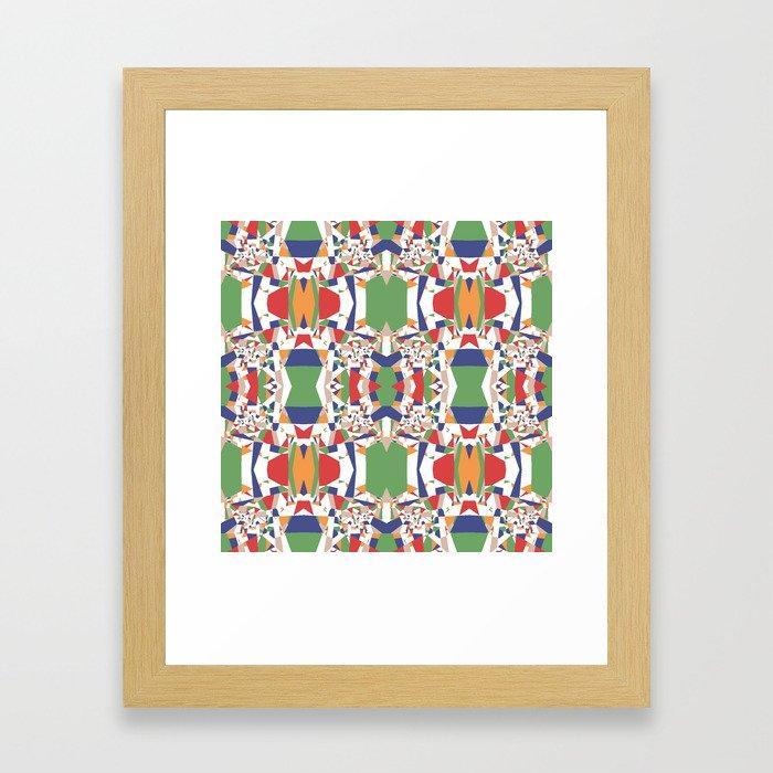 dru Framed Art Print