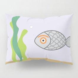 fish eye Pillow Sham